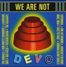 We Are Not Devo - Tribute CD - The Vandals Lagwagon SNFU Voodoo Glow Skulls