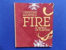 | @Oz |  TASTE MINI COOKBOOK COLLECTION #10 : Fire A World of Flavour, Manfield