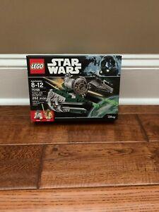 Lego Star Wars Yoda's Jedi Starfighter Never Opened Factory Sealed Retired Set