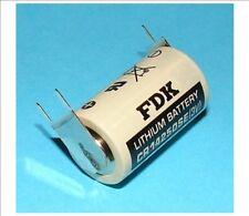 Cr14250Se-Ft 3V 850mAh Lithium Computer Battery