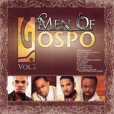 Men of Gospo, Vol. 2 by Various Artists (CD, Aug-2006, GospoCentric)
