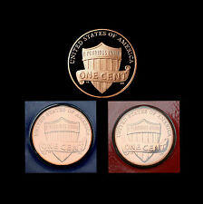 2013 P+D+S Lincoln Shield Penny Mint Proof Set ~ PD in Original Mint Wrappers
