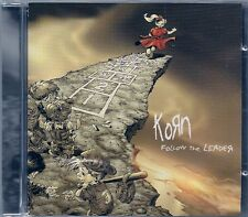 CD ALBUM 13 TITRES--KORN--FOLLOW THE LEADER--1998