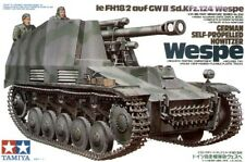 Tamiya 1/35 Self-Propelled Howitzer Wespe # 35200