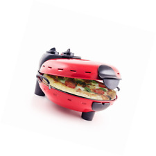Pizza Maker-Authentic Italian Stonebake Oven with Viewing Window-for
