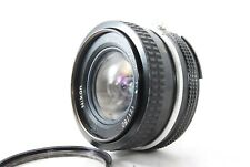 Nikon Nikkor 20mm F4 Ai MF Lens Japan #2022