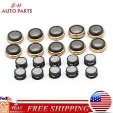 20x Oil Filter Mesh Set Fit For VW Golf GTI Passat Tiguan AUDI A3 A4 TT 1.8/2.0T