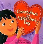 Countdown to Valentine's Day kids picture book rhyming story