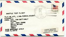 1978 Shuttle Test Flight Aircraft Mattingly Petral Young Griggs Beatty Abbey USA
