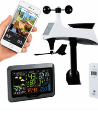 LA CROSSE Professional Wireless Weather Station  -NEW-