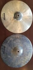 """Dream Cymbals Ehh14 Energy Hand Forged & Hammered 14"""" Hi Hat Cymbal Set"""