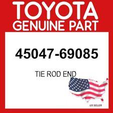 TOYOTA GENUINE 45047-69085 END SUB-ASSY, TIE ROD, LH OEM 4504769085(Fits: Lexus)
