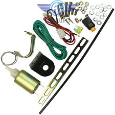 Universal Electronic Power Trunk Release Solenoid Pop Truck Electric Open Kit