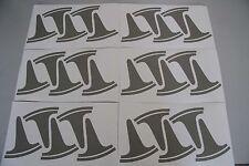 "Paint masking stencil Kit for 14"" holden wheels torana LC LH (restore 6 wheels)"