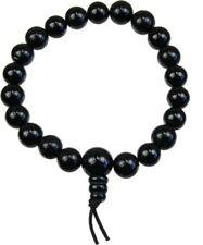 Tibetan Mala Bracelet - Black Tourmaline