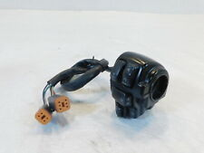 Harley Touring Road Electra Street Glide Right Handlebar Cruise Control Switches