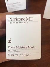 PERRICONE MD COCOA MOISTURE MASK 2 OZ NEW IN BOX 100% AUTHENTIC