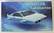 Fujimi James Bond, Spy Who Loved Me, Submarine Car in 1/24 9192  ST