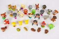 Lot of 28 UGGLYS Ugglies Monster Pet Shop Figures Collectible Gross Moose