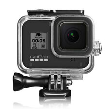 Underwater Waterproof Housing Case Protecting Cover Shell Frame for GoPro Hero 8