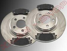Bremscheiben 320mm & Keramik Bremsklötze vorne Chrysler 300C 2005 - 2014