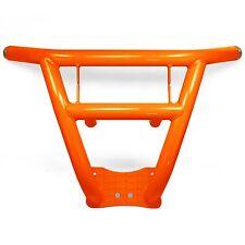 Steel Bumper Orange Powdercoated Hand Built HD for 2015+ High Performance S 900