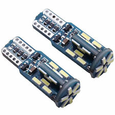 2x T10 4014 30SMD CANBUS ERROR FREE LED 192 168 W5W Car Side Wedge Light Bulbs
