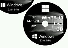 LAPTOP Windows 10 8.1 8 7 repair password data recovery disc rescue tool 32 64