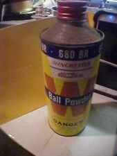 Winchester 680br Ball Powder Can