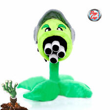 12inch Plants Vs Zombies Gatling Pea Peashooter Plush Stuffed Toy Dolls For Gift