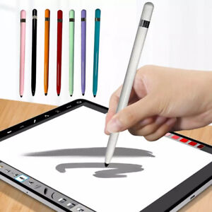 Dual Heads Ends Stylus Portable Tablet phone Stylus Pen Universal Replacement
