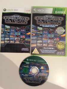 Xbox 360 Mega Drive Ultimate Collection
