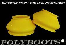 2x Polyboots Polyurethane Truck Tie Rod End Dust Boots VOLVO 27x46x32 mm Gaiters