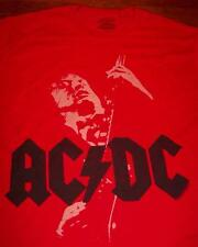 ACDC AC-DC ANGUS YOUNG GUITAR T-Shirt MEDIUM NEW w/ tag