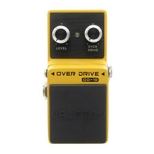 Valeton Loft Series OD-10 Analog Overdrive Guitar or Bass Effect Pedal - NEW!