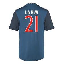 Rare Germany Uefa  FC bayern Munich Shirt Lahm Trikot jersey Fifa Club Patch