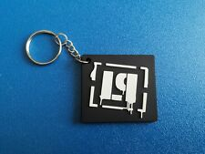 LINKIN' PARK KEY-RING SILICONE RUBBER MUSIC FESTIVAL (a) WHITE LP