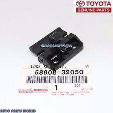 NEW GENUINE TOYOTA LEXUS OEM CONSOLE COMPARTMENT DOOR LOCK 58908-32050