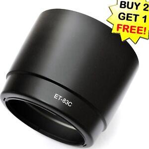 ET-83C ET83C Camera Lens Hood for Canon EF 100-400mm f/4.5-5.6L IS USM - e106