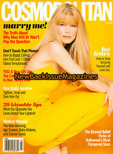 Cosmopolitan 7/97,Claudia Schiffer,July 1997,NEW