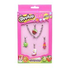 Shopkins Figure - 2013 Interchangeable Charm Bracelet Lot - Moose Toys