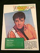 THE TENNESSEAN MAGAZINE Oct. 1977 Elvis Issue