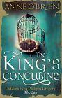 Anne O`brien __ THE KING `s CONCUBINA ___ Nuevo __ ENVÍO GRATIS en RU
