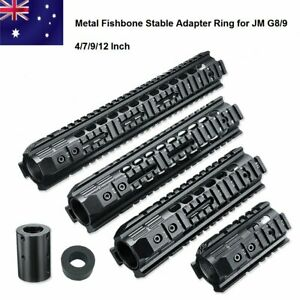 JinMing Gen8 Gen9 M4A1 Gel Ball Toy Metal Fishbone Upgrade Material AU