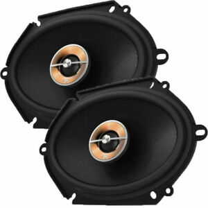 "Infinity KAPPA-86CFX Kappa Series 120W 6"" x 8"" 2-Way Coaxial Car Speakers"