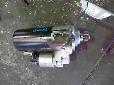 VOLKSWAGEN GOLF STARTER MOTOR DIESEL, 2.0, GEN 6, 02/09-04/13 BOSCH 0001123044 0