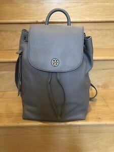 TORY BURCH Brody Backpack - Grey