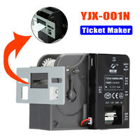 YJX-001N Built-in Ticket Dispenser Universal Lottery Maker Replacement Machine