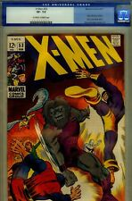 X-MEN #53- CGC 7.5 VERY FINE-1ST BARRY SMITH COMIC-1969