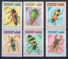 B/24 Käfer, Togo, Satz kompl. pfr.**